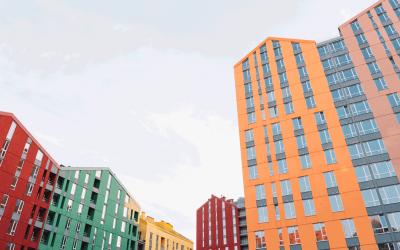 ¿Sabes cuál es la relación entre los colores y la arquitectura?