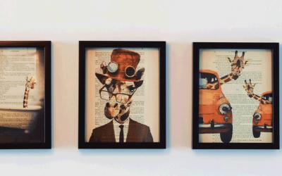 Los «sí» y los «no» para ubicar una obra de arte en casa