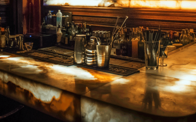 La arquitectura del bar perfecto